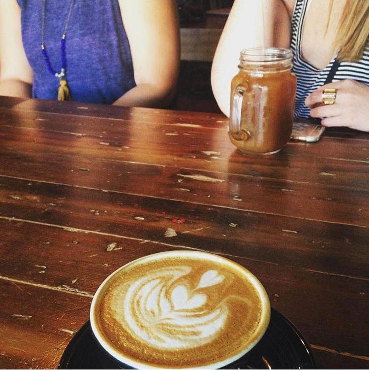 If we were on a coffeedate…
